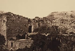 1862 photo Banias, ancient Caesarea Philippi / Frith. SUMMARY: Banias, showin g3