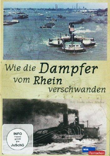 Wie die Dampfer vom Rhein verschwanden