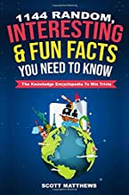 books about interesting facts