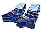 6 paia calze corte da uomo a metà polpaccio in cotone filo di scozia elasticizzate,calzini molto leggeri made in italy rimagliate a mano, disponibili vari assortimenti (39/42, set.rigato #1)