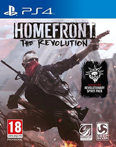 Homefront: The Revolution...