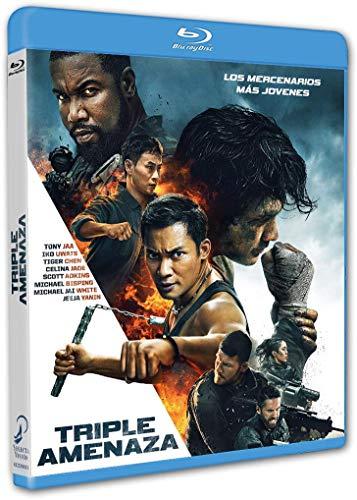 Triple Threat Blu-Ray [Blu-ray]