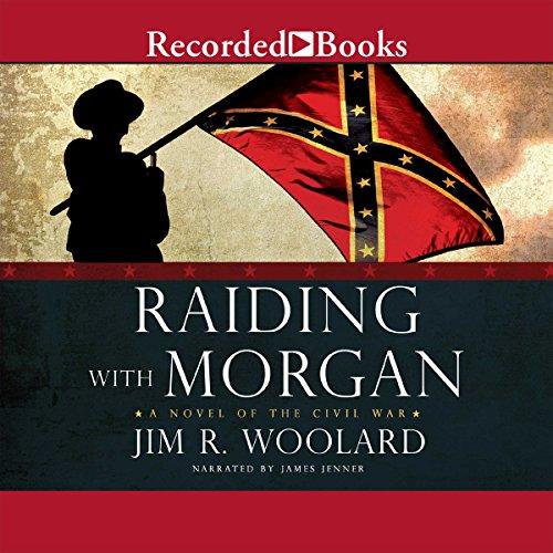Raiding with Morgan audiobook cover art