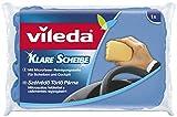 Vileda Klare Scheibe Schwamm für den schnellen Durchblick im Auto, 1 Stück
