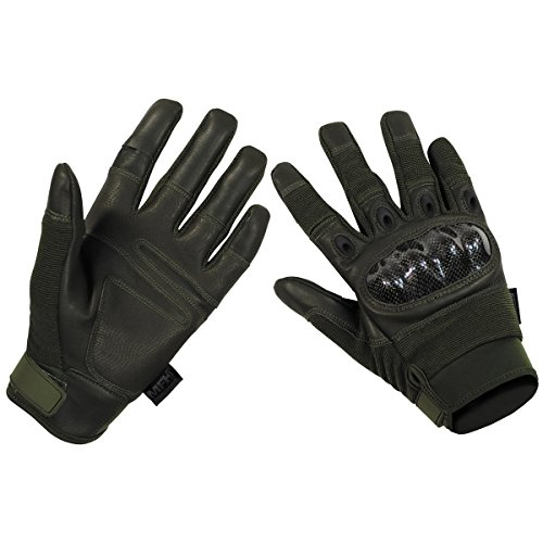 MFH Mission Tactical Gloves OD Green size XXL