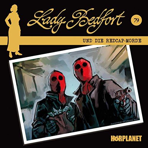 Die Redcap-Morde (Lady Bedfort 79) Titelbild