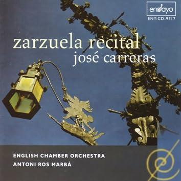 Zarzuela Recital: Jose Carreras