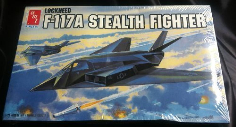 ordenar ahora AMT Ertl Lockheed F-117a Stealth Fighter 1 1 1 72 Model Kit by AMT ERTL  Las ventas en línea ahorran un 70%.