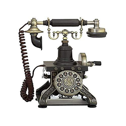 JDJFDKSFH Teléfono de Estilo Antiguo Funcional