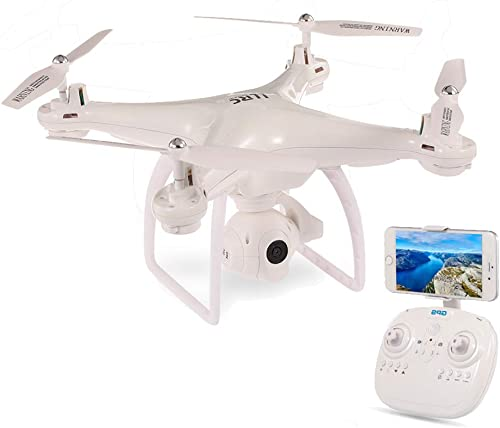 Goolsky GPS FPV RC Drohne mit HD Kamera 1080P WiFi FPV,Follow Me,RC Quadrocopter mit Auto H nhaltung,Follow Me,Headless Modus,verfolgung Coming Home für Anf er