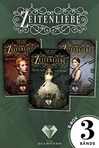 Zeitenliebe: Alle Bände der romantischen »Zeitenliebe«-Trilogie in einer E-Box!
