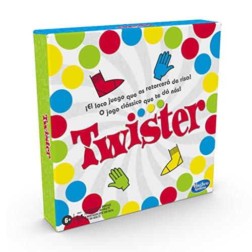 Hasbro Gaming- Twister (98831B09) 🔥