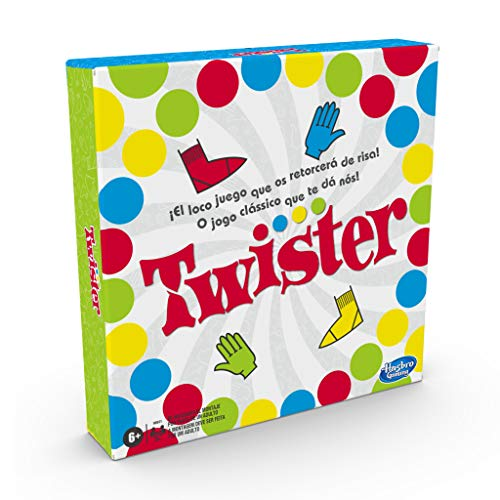 Hasbro Gaming- Twister...