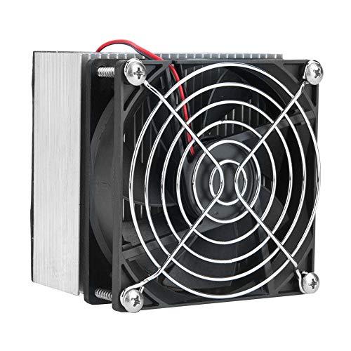 Halfgeleider-koeler, 70 W DC12 V halfgeleider-koeler, DIY-kit mini-koelkast, DIY-koelapparaat voor huisjes