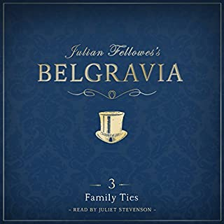 Julian Fellowes's Belgravia Episode 3 cover art