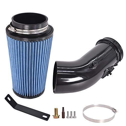 labwork Cold Air Intake Pipe Filter System Oiled Filter Fit for...