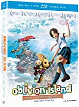 Oblivion Island - Haruka and the Magic Mirror (Blu-ray/DVD Combo)