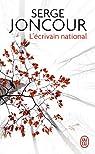 L'Écrivain National par Joncour
