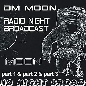 P1 & P2 & P3 - Radio Night Broadcast