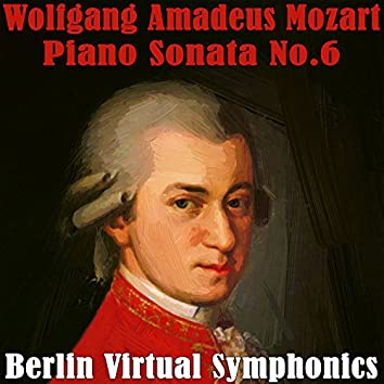 Wolfgang Amadeus Mozart Piano Sonata No. 6