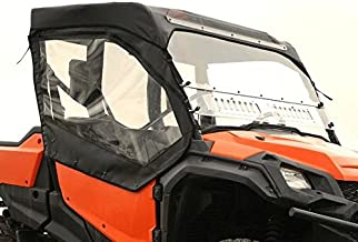 Over Armour 2016-18 Pioneer 1000 Full Cab Enclosure with Aero-Vent Windshield HardCoat