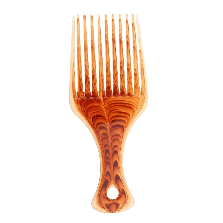 長さフリル侵入Baosity ヘアブラシ ヘアコーム くし プラスチック製 アフロ 髪の櫛 持ち上げ ヘアブラシ