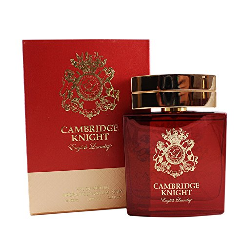 Cambridge Knight by English Laundry Eau De Parfum Spray 3.4 oz / 100 ml (Men)