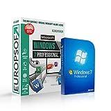 Microsoft® Windows 7 Professional (PRO) DVD mit original Lizenz. Europsoft Box. Papiere & Zertifikate. Alle Sprachen 32 & 64bit