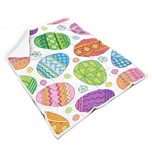 Vrnceit Mooie kleurloze pluche deken voor de woonkamer Voel je goed voor volwassenen in de zon stijl