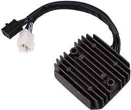 Li Bai Voltage Regulator Rectifier for Honda Steed 400 VT600 Shadow CH250 94-03, Deluxe 97 98 99 00 31600-MZ5-003 17.2308 AHA6077