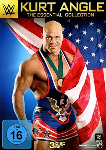 WWE - Kurt Angle - The Essential Collection [3 DVDs]
