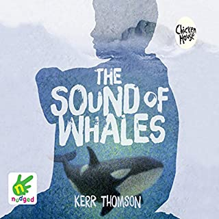 The Sound of Whales audiobook cover art