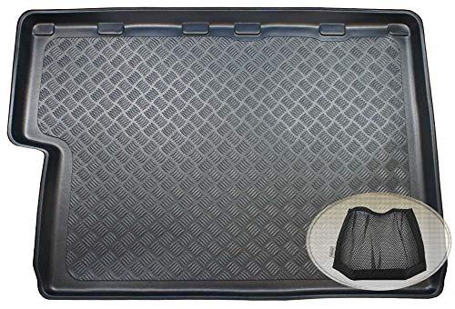 Bester der welt ZentimeX Z3333891 Wellpappen-Kofferraumtank für bestimmte Fahrzeuge + Klettverschluss (Ladetank,…