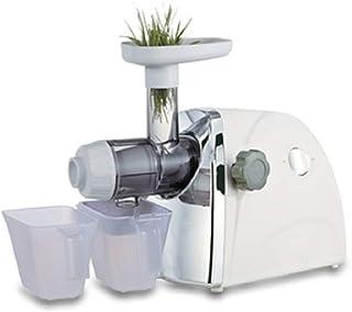 DHTOMC Machines à Presse-Agrumes, visière Horizontale Single Masculating Juicer Slow Juicer Mastiquant Juicer Juicer sans ...