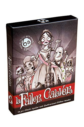 La Fallera Calavera: el joc de cartes valencià