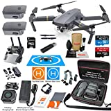 DJI Mavic Pro Drone Quadcopter Elite Combo with 3...