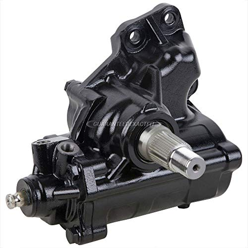 Power Steering Gear Box Gearbox For Isuzu NPR NQR NRR Chevy & GMC W5500 Tiltmaster Replaces 897305047 - BuyAutoParts 82-00745AN New