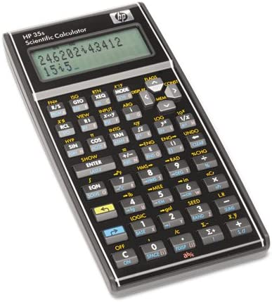 Price reduction HP - Classic 35S Programmable Scientific LCD Calculator D 14-Digit