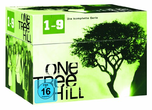 One Tree Hill Komplettbox (exklusiv bei Amazon.de) [49 DVDs]