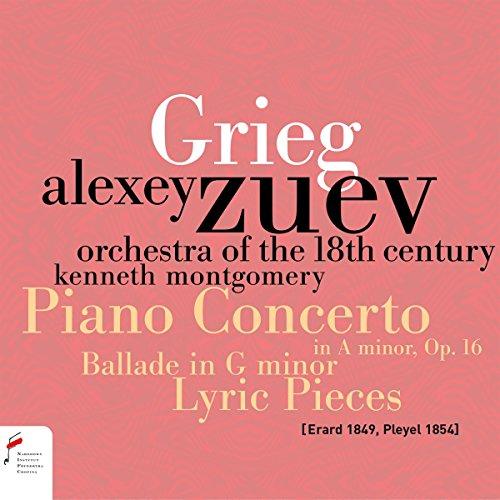Piano Concerto In a minor,op.16 & Ballade In G M