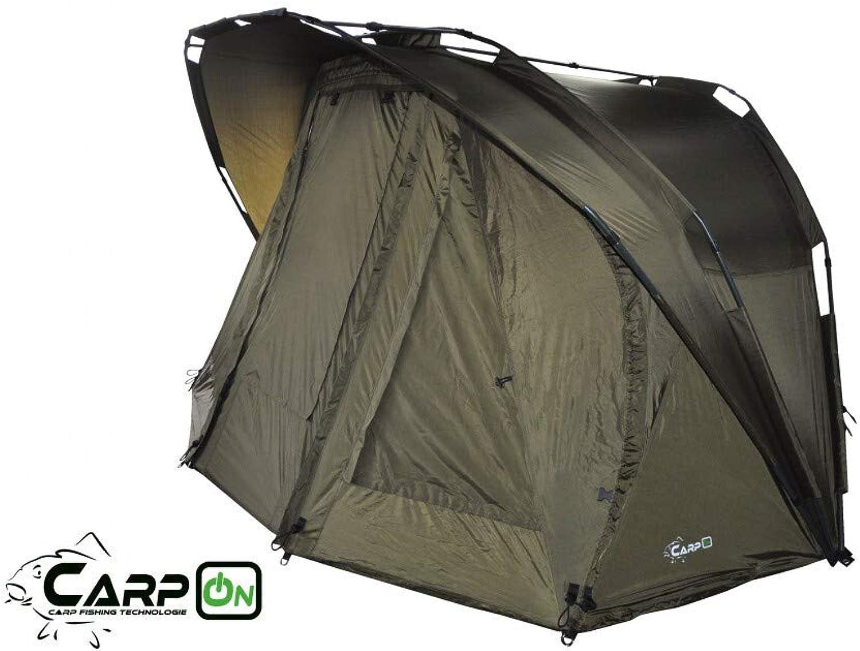 CarpOn Bivvy 310 mit Winterskin 2 Personen Zelt Camping Backpacking Picknick Wandern Reisen