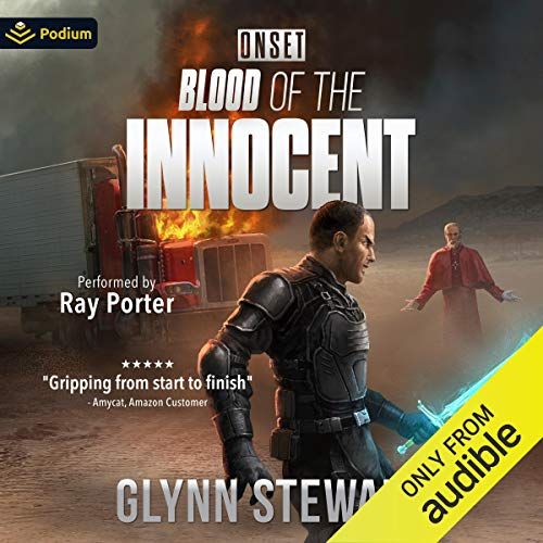 Blood of the Innocent Audiobook By Glynn Stewart cover art