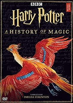Harry Potter  A History Of Magic  DVD