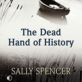 The Dead Hand of History audiobook cover art
