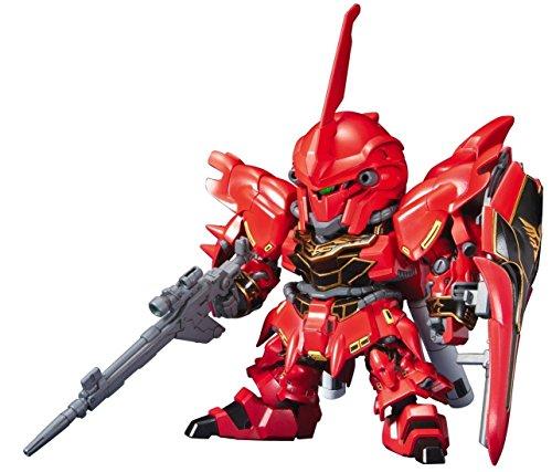 Sinanju Gunpla SD Gundam BB Senshi Vol. 365 - Maquette plastique à assembler