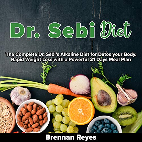 Dr. Sebi Diet cover art