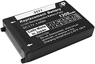 Artisan Power Motorola CLS1100, CLS1410, CLS1450CB, CLS1450CH: Replacement Battery. 1200 mAh