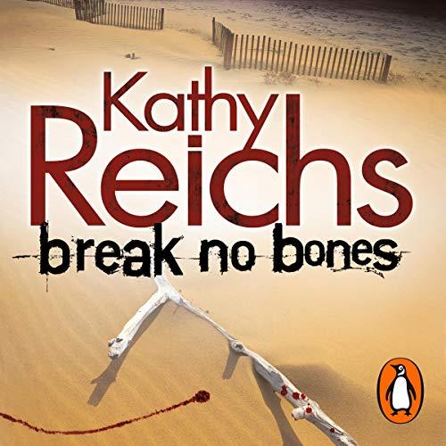 Break No Bones audiobook cover art