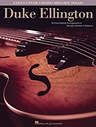 Duke Ellington: Jazz Guitar Chord Melody Solos
