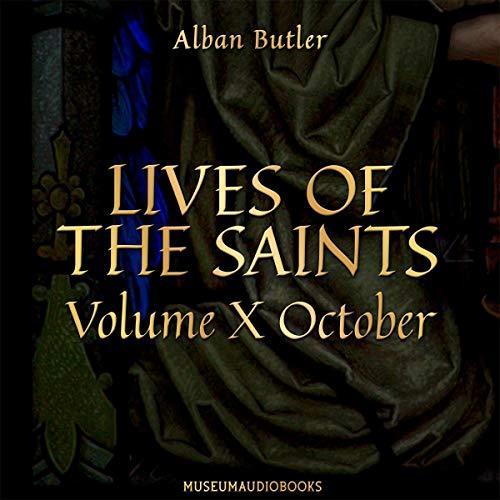 Lives of the Saints, Volume X: October Titelbild